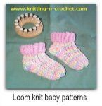 Loom knit instructions