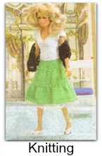 Barbie Doll Clothes Patterns & Barbie Doll Dress Patterns