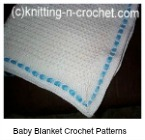 free crochet baby afghan patterns
