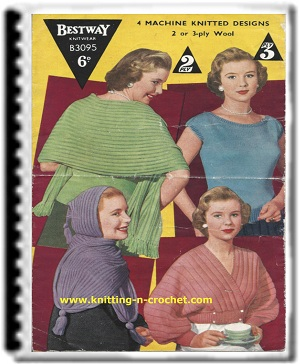 Machine Knitting Patterns | eBay - Electronics, Cars, Fashion