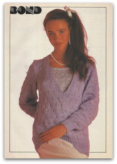 Bond Knitting Machine Patterns Uk - Long Sweater Jacket