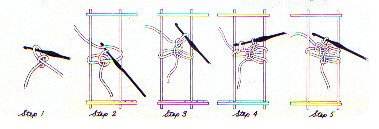 How to Crochet Hairpin Lace - Crochet Me Blog - Crochet Me