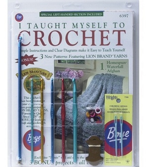 how to crochet kit