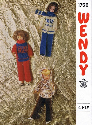 Free Knitting Patterns For Ken Doll Clothes : FREE BARBIE AND KEN KNITTING PATTERNS   KNITTING PATTERN