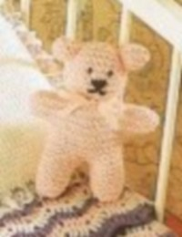 MR BEAN TEDDY PATTERN | 2000 Free Patterns