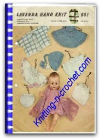 knitting-n-crochet.comBaby doll clothes patterns