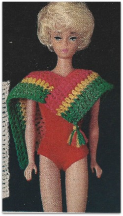 crochet doll clothes patterns