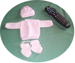 Free Knitting Machine Patterns : Singer knitting machine instructions for a preemie sweater