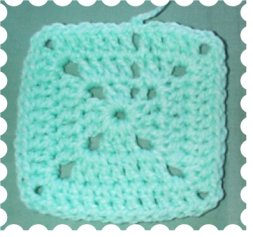 Free Crochet Granny Square Patterns For Beginners : SIMPLE BABY GRANNY SQUARE AFGHAN PATTERNS Sewing ...