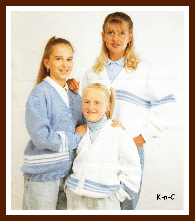 Pretty-childrens-knit-sweaters