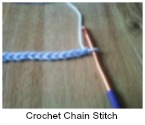 crochet stitches basic