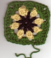 Crochet Patterns: free crochet granny square purse pattern