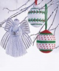 Victorian Ball Ornament -- Free pattern from the JPF Crochet Club