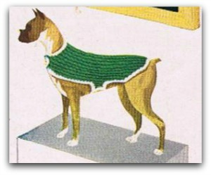 DOG SWEATER PATTERN BABY Sewing Patterns for Baby