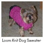 free crochet pattern dog sweater