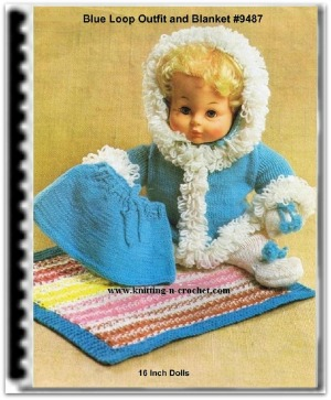 "5"" Berenguer Dolls Dress Pattern - Ravelry - a knit and"