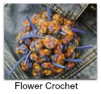 Free flower crochet patterns