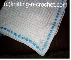 Free Crochet Baby Blanket Patterns - Free Crochet Kids
