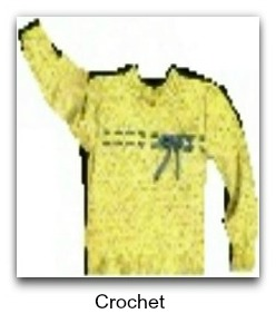 Crochet Sweater Patterns for Babies & Kids
