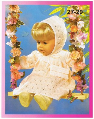 free doll clothes patterns knitted doll patterns