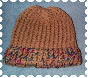 hat knit pattern free