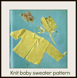 Annie's Attic : Vintage Knits, Gently Used Knitting