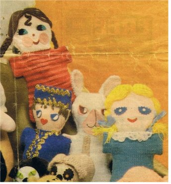 Free Puppet Patterns In Easy Knit