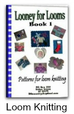 Free knitting looms information and patterns