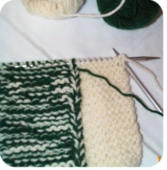 Knitting Pattern Central - Free Slippers Knitting Pattern