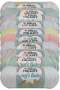 discontinued red heart yarn