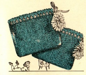 Free Knitting Patterns - Knitting and Knitting for Charity: Easy