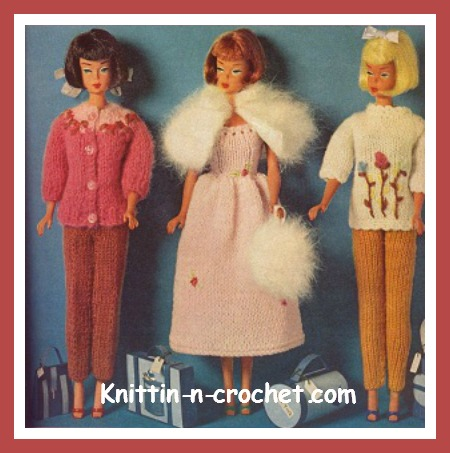 Barbie-doll-clothes-patterns