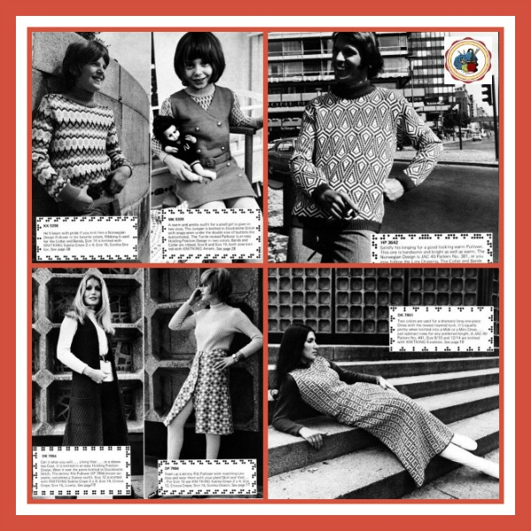 Great clothing knit patterns