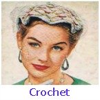 crochet pattern hat