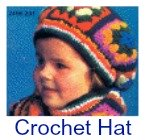 free child crochet hat pattern