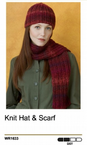 Easy knitting pattern