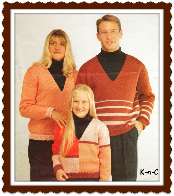 Very nice mens knit sweater patterns